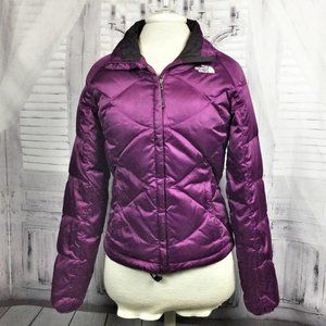 North Face 550 Down Filled Puffer Jacket Coat XS